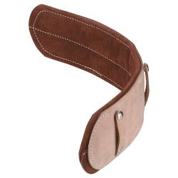 Klein 87904 22in. Leather Cushion Belt Pad 87904