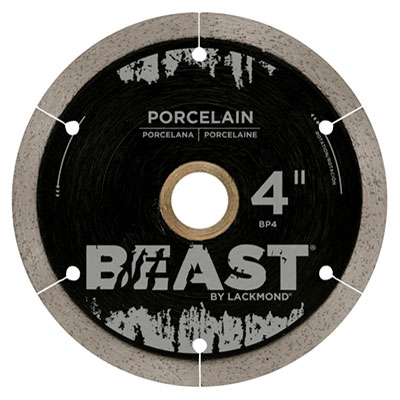 BEAST PRO Diamond Blade for Porcelain