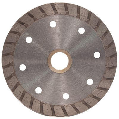 Lackmond TB4PRM PRM Series 4in. General Purpose Turbo Diamond Blade LAC-TB4PRM