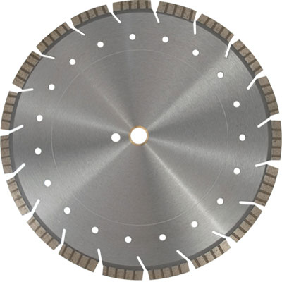 Lackmond STS5408078 STS-5 4in. Multi-Application Diamond Blade STS5408078
