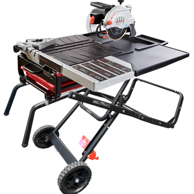 Lackmond Beast10pkit Beast 10in Wet Tile Saw With Folding