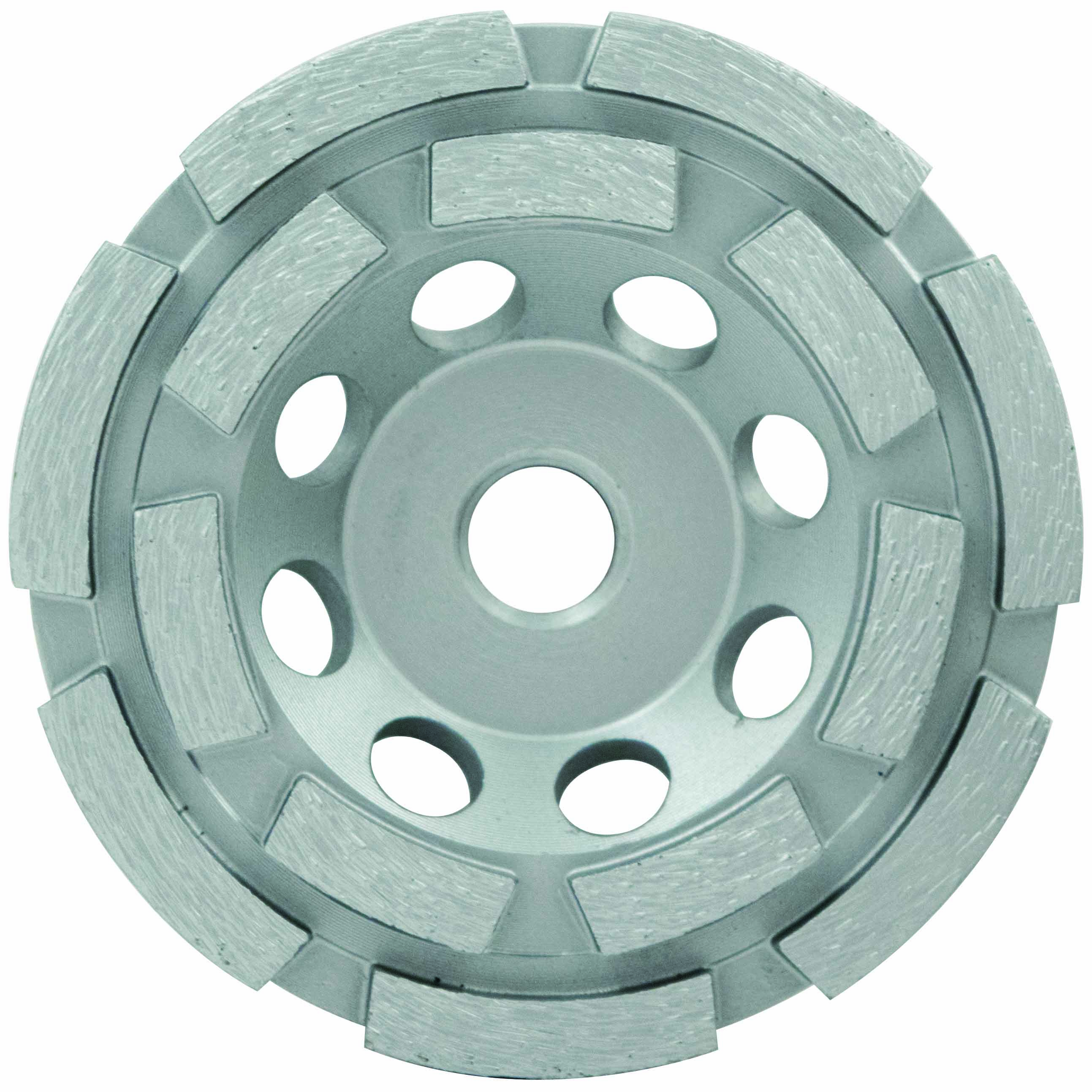 Lackmond SPPGC4DNLP 4in.x5/8-11 Double row cup wheel, low profile  LAC-SPPGC4DNLP