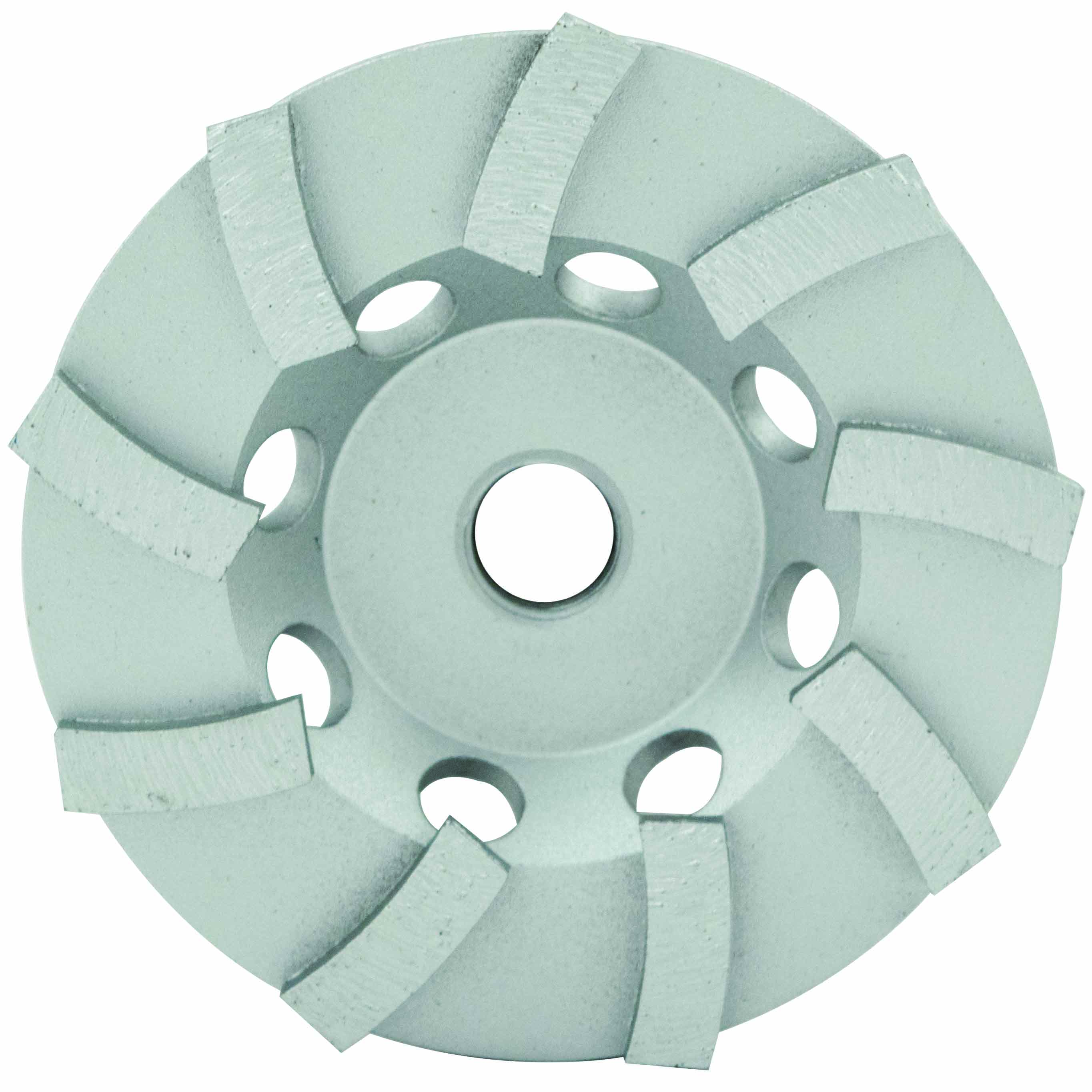 Lackmond SPPGC7DNLP 7in.x5/8-11 Double row cup wheel, low profile  LAC-SPPGC7DNLP