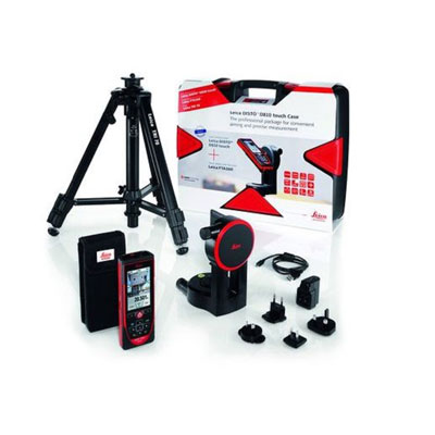 Leica Disto D810 Touch Laser Distance Meter Professional Package 806648