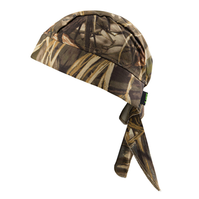 Lift Safety ACS-15RT Camo Cooling Skull Cap (Pack of 4) ACS-15RT