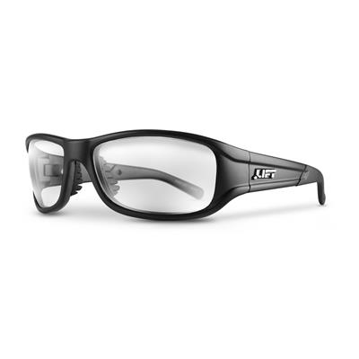ALIAS Safety Glasses (Black/Clear BiFocal 1.50)