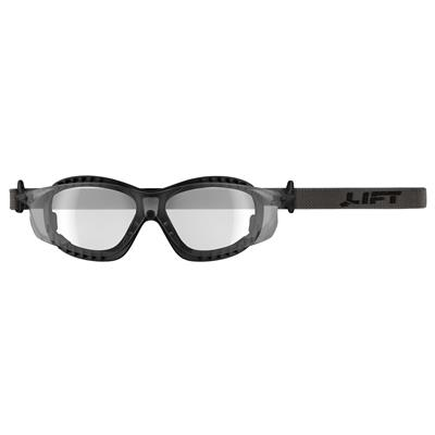 0518039fb49 Lift Safety EHD-8C Sector Hybrid Clear Lens Safety Glasses