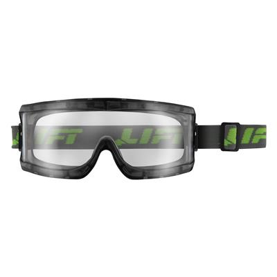 ESD-6C SPRAYED SAFETY GOGGLE