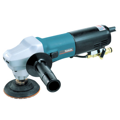 PW5001C Makita Wet Stone Polisher, 7.9 AMP, 2,000 - 4,000 RPM, var. spd., 5/8in. x 11 MAK-PW5001C