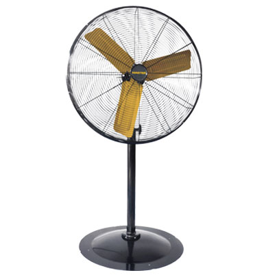 Master  MAC-30P-DDF-B 30in. High Velocity Pedestal Fan MAC-30P-DDF-B