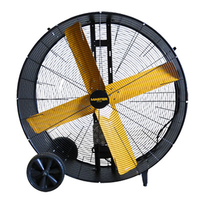 Master  MAC-42-BDF 42in. High Capacity Belt Drive Drum Fan MAC-42-BDF