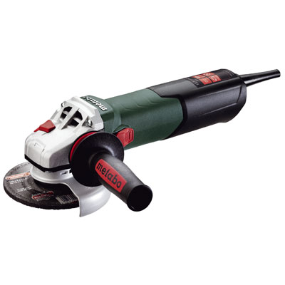 Metabo WEV 15-125 Quick 5in. Angle Grinder - 2,800-11,000 RPM - 13.5 AMP 600468420