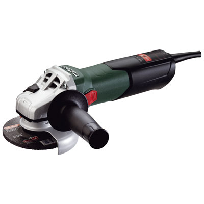 Metabo W 9-115 4-1/2in. Angle Grinder 10,500 RPM - 8.5 AMP w/Lock-on 600354420