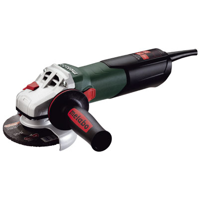 Metabo W 9-115 Quick 4-1/2in. Angle Grinder 10,500 RPM - 8.5 AMP w/Lock-on 600371420