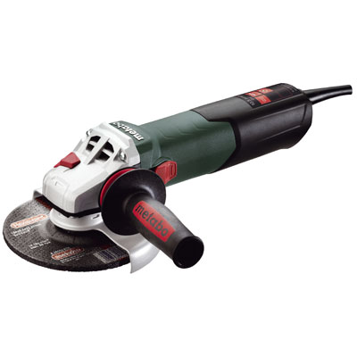Metabo W 12-150 Quick 6in. Angle Grinder 9,600 RPM - 10.5 AMP w/Lock-on 600407420