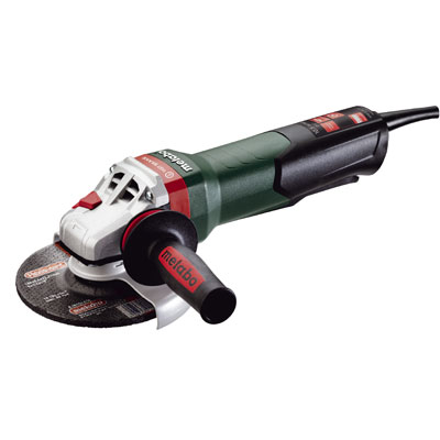 Metabo WPB 12-150 Quick 6in. Angle Grinder 9,600 RPM - 10.5 AMP 600432420