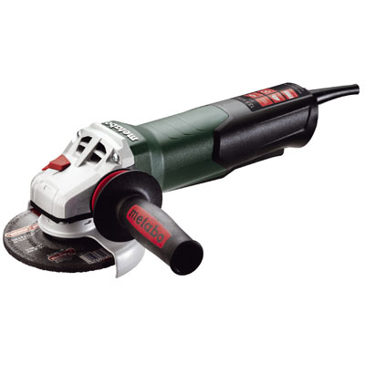 Metabo WEP 15-125 Quick 5in. Angle Grinder 11,000 RPM - 13.5 AMP 600476420