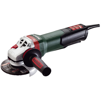 Metabo WEPBA 17-125 Quick 5in. Angle Grinder 11,000 RPM - 14.5 AMP 600548420