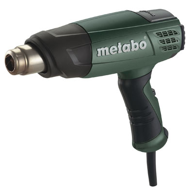 Metabo HE 20-600 Electronic 3-Stage Variable Temp. Heat Gun 602060420