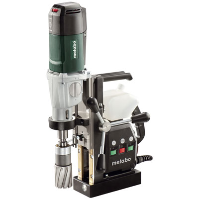 Metabo MAG 50 2in. Electromagnetic Drill Press 2-Speed - 100-250/200-450 RPM - 11.9 AMP 600636620