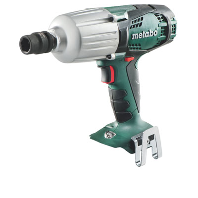 Metabo SSW 18 LTX 600 18V 1/2in. Sq. Impact Wrench (Tool Only) 602198890