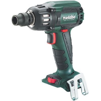 Metabo SSW 18 LTX 400 BL 18V 1/2in. Sq. Brushless Impact Wrench (Tool Only) 602205890