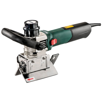 Metabo KFM 15-10 F 3/8in. Beveling Tool- 12,500 RPM - 13.0 AMP with Lock-on 601752620