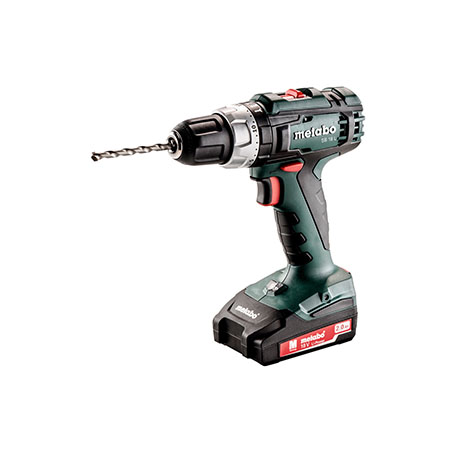 User manual Metabo SB 18 LTX BL Quick (68 pages)