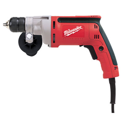 0201-20 Milwaukee Electric Tools 3/8 in. Drill, 0-2500 RPM with All Metal Chuck 0201-20