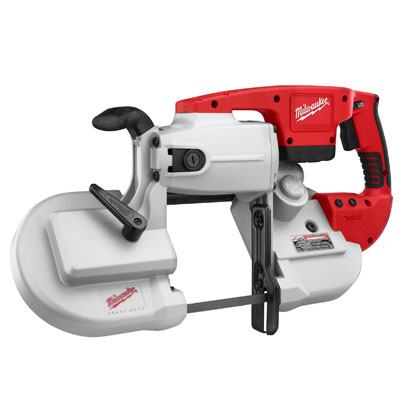 0729-20 Milwaukee Electric Tools 28v Cordless Bandsaw (Tool Only) 0729-20