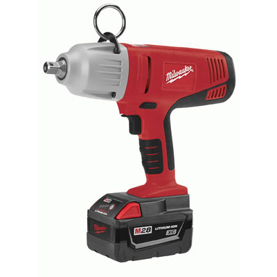 Milwaukee 077922 M28 1/2in Impact Wrench Kit