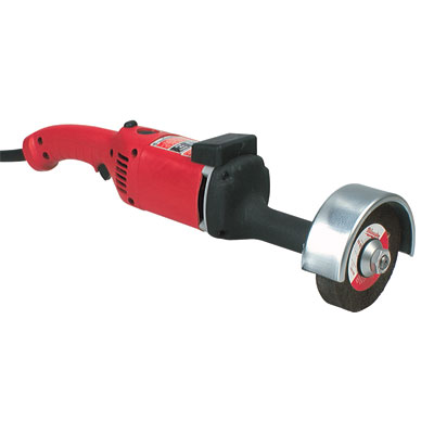 Milwaukee Electric Tool - 5223 5 in. Diameter Straight Grinder, 12 Amp, 7000 RPM 5223