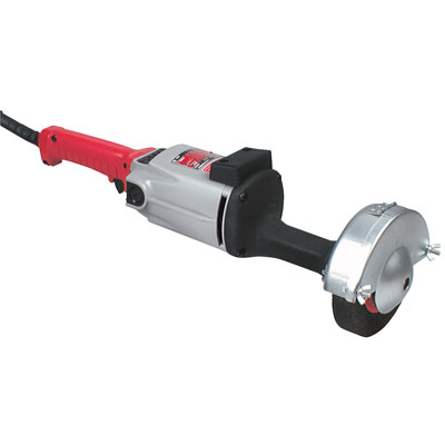 5243 Milwaukee Electric Tools 6 in. Diameter Straight Grinder, 15 Amp, 5500 RPM 5243