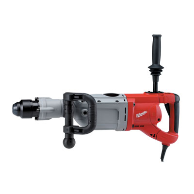 5339-21 Milwaukee Electric Tools 25lb Demolition Hammer, SDS Max, 14amp 5339-21