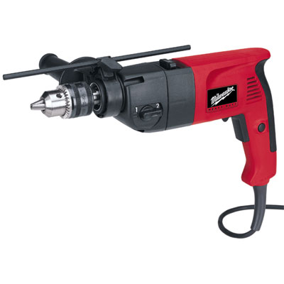 5378-20 Milwaukee Electric Tools 1/2 in. Pistol Grip Dual Torque Hammer-Drill, 0-1350/0-3200 RPM 5378-20