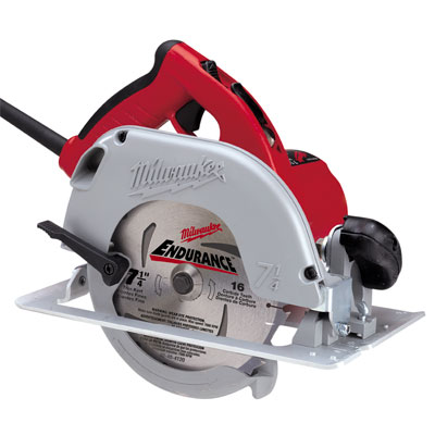 6390-21 Milwaukee Electric Tools - Tilt-Lok 7-1/4 in. Circular Saw with Case 6390-21
