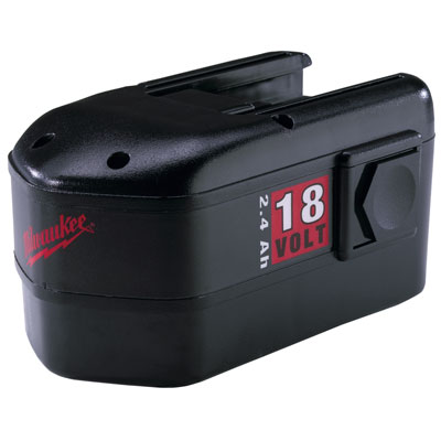 48-11-2230 Milwaukee Electric Tools Battery 18V 2.4 Ah 48-11-2230