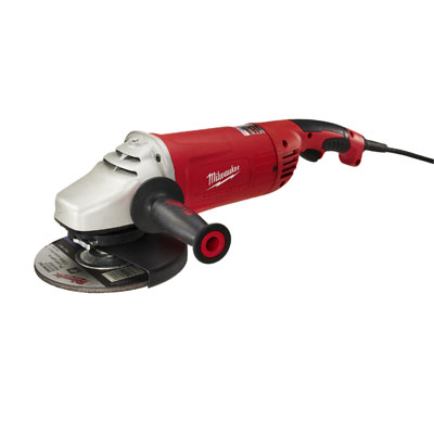 Milwaukee Electric Tool - 6088-31 7/9in Large Angle Grinder (Non Lock-On) MIP-6088 31
