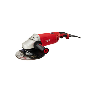 Milwaukee - 6089-31 7/9in Roto-Lok Large Angle Grinder (Non Lock-on) 6089-31
