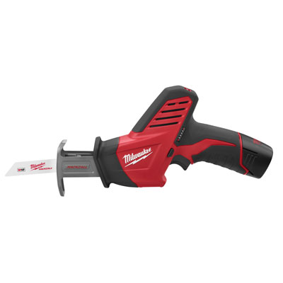 Milwaukee Electric Tools - 2420-22 - M12 Hackzall Recip Saw 2420-22