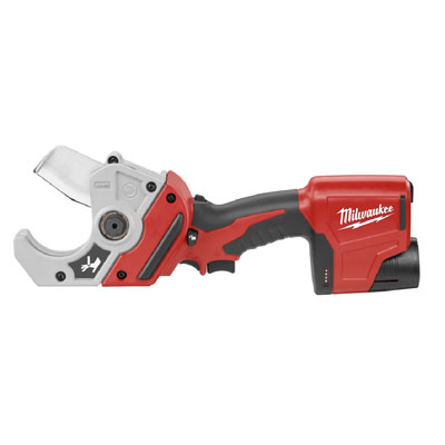 Milwaukee Electric Tool - 2470-21 M12 PVC Shear Kit 2470-21