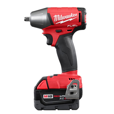Milwaukee 2754-22 M18 FUEL 3/8in. Compact Impact Wrench w/Friction Ring Kit MIP-2754 22