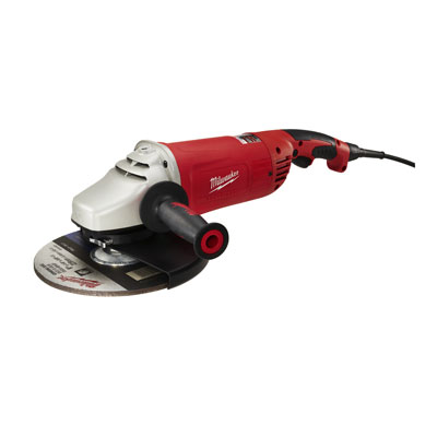 Milwaukee - 6089-30 7/9in Roto-Lok Large Angle Grinder W/Lock-On 6089-30