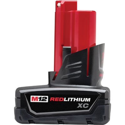 Milwaukee Electric Tool - 48112402 M12 XC Battery Pack MIA-48 11 2402