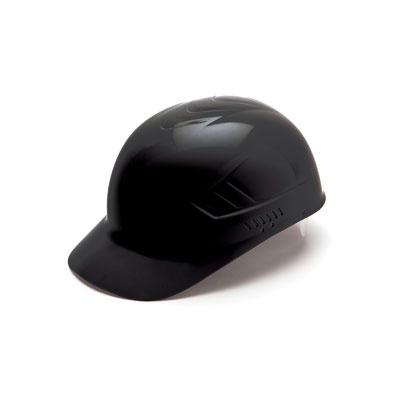 Pyramex HP40011 Bump Cap - Bump Cap Black (Box of 16) HP40011