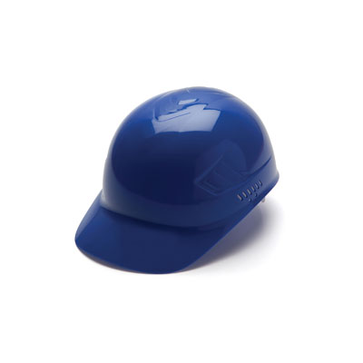 Pyramex HP40060 Bump Cap - Bump Cap Blue (Box of 16) HP40060