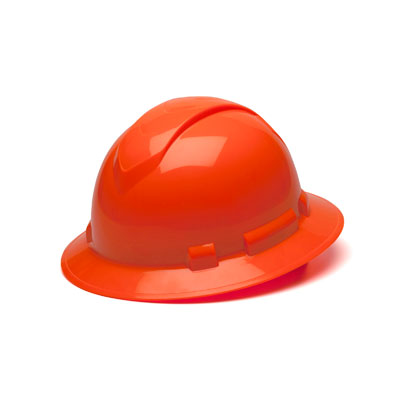 Full Brim Hard Hats