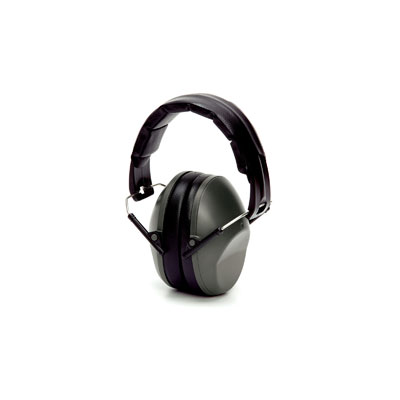 Pyramex PM9010 Ear Muffs - Low Profile NRR 24db PYR-PM9010