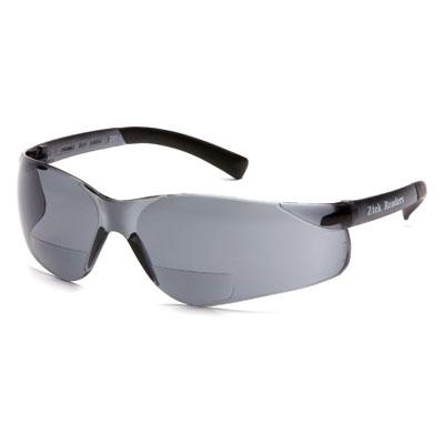 972ae614199 Pyramex S2520R15 Ztek Readers - Gray Frame Gray - Plus 1.5 Lens (Box of