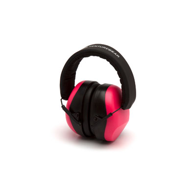Pyramex VGPM8010PC PINK 8010 Ear Muffs NRR 26dB PYR-VGPM8010PC